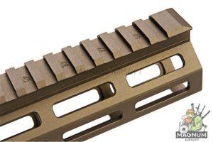 Z-Parts MK16 M-Lok 13.5  inch Rail for Umarex / VFC M4 GBBR Series (w/ Barrel Nut) - DDC