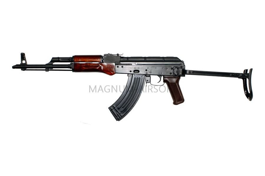 Автомат E&L RKMS AEG Steel and real wood - Platinum EL-A113 (Gen2)