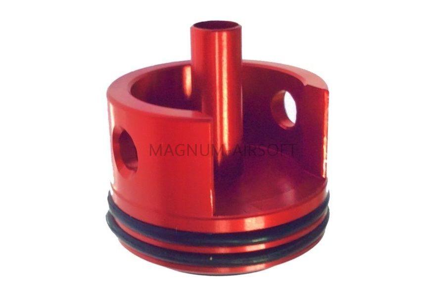 Голова цилиндра алюминиевая PK-136 для 2/3 гирбокса (LCT)