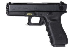 Пистолет WE GLOCK-18 gen3, авт, металл слайд WE-G002A-BK / GP617A