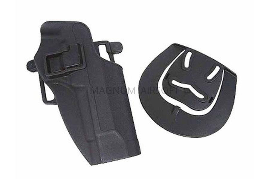 КОБУРА пластиковая Beretta 92/96 Black код WS20194B