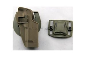 КОБУРА пластиковая CQC Tactical под GLOCK AS-HL0002T-GK