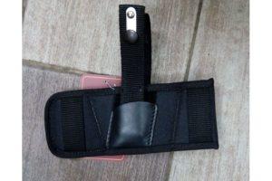 КОБУРА ПОЯСНАЯ 14-27 пистолетная   Glock и аналог (ВЕКТОР)