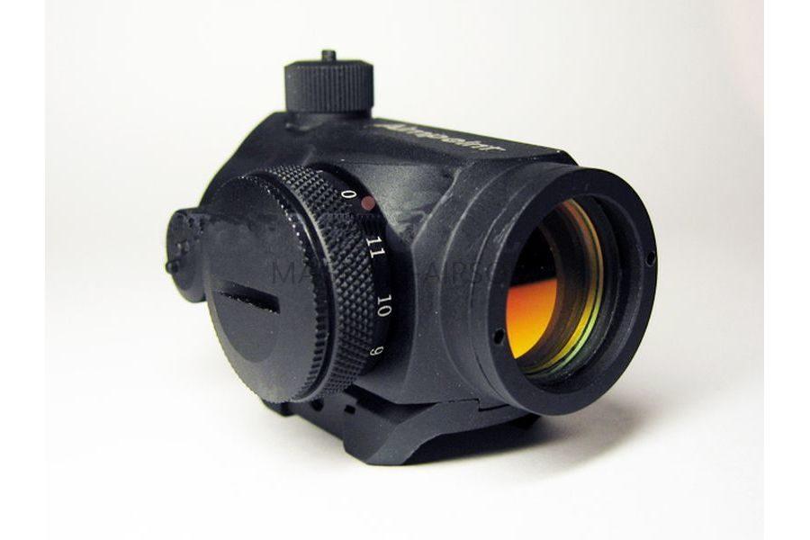 Прицел коллиматорный Micro T-1 Red/Green Dot 1x24 AS-SP0054B