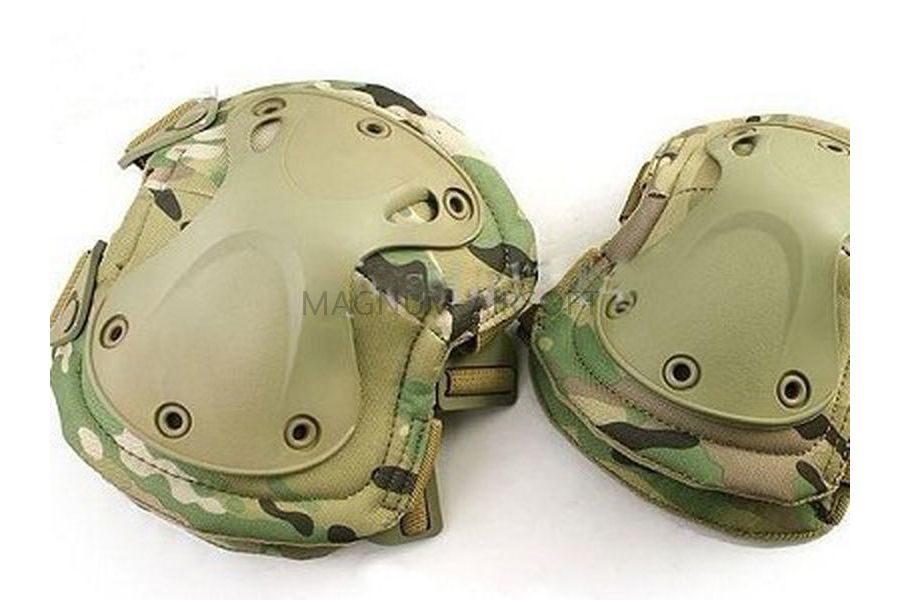 Комплект наколенники и налокотники SWAT X-Cap Multicam WS20152CP AS-PG0021CP