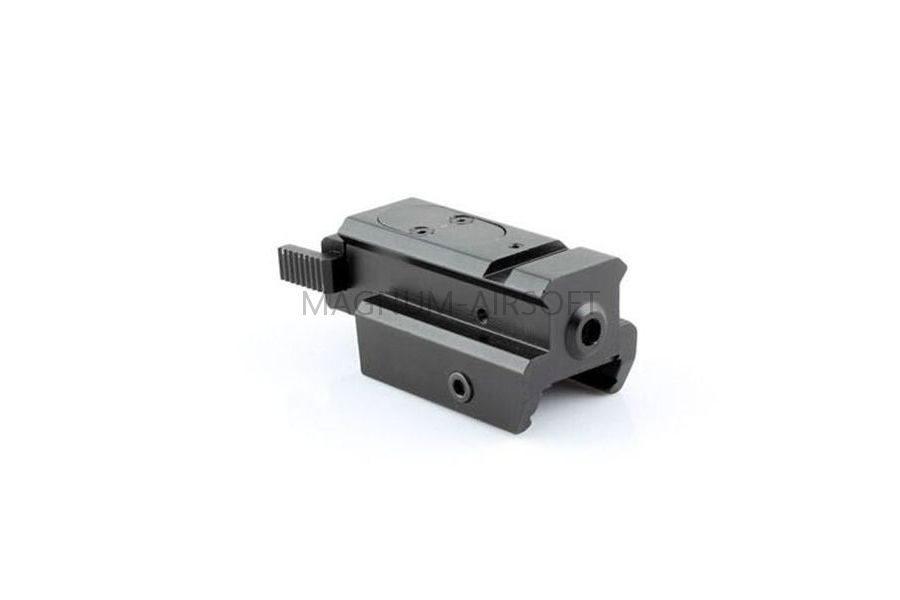 Лазерный целеуказатель Tactical Pistol Red Dot на RIS AS-LA0039