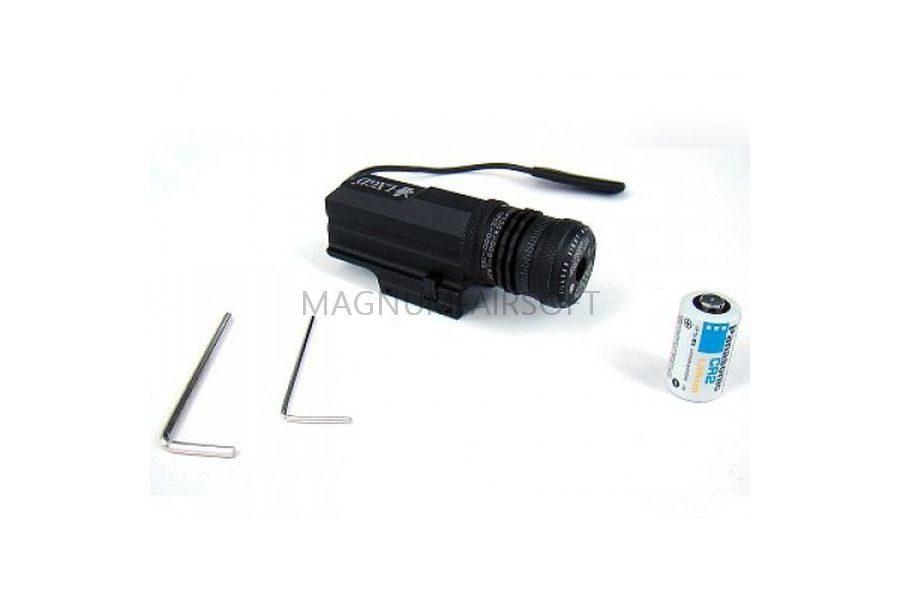 Лазерный целеуказатель Tactical Red с креплением на RIS AS-LA0012