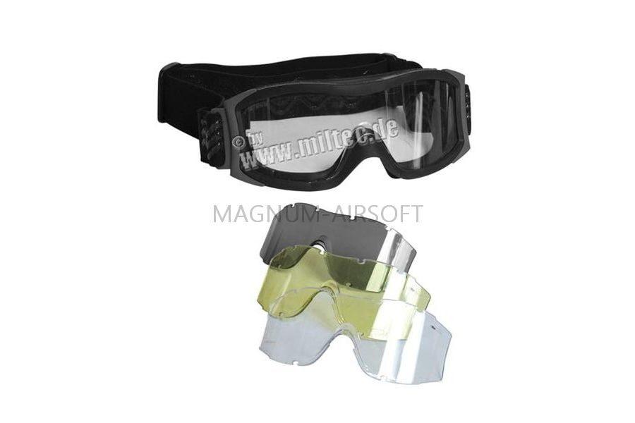 Линза прозрачная к очкам BOLLE® X1000 код sturm 17815610