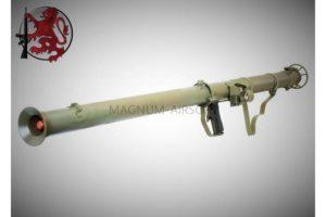 ГРАНАТОМЕТ M9A1 BAZOOKA (под 40мм страйкбольную гранату) PPS