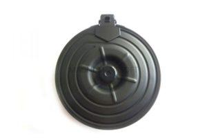 Магазин Cyma RК-47/R.P.K. 2500 шаров бункерный, круглый, c электроподачей, металл, soundcontrol, ЗУ, АКБ С.38C