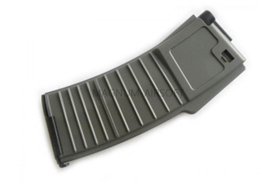 Магазин WE KAC PDW Open Bolt 30 шаров GAS MG-P50(BK)