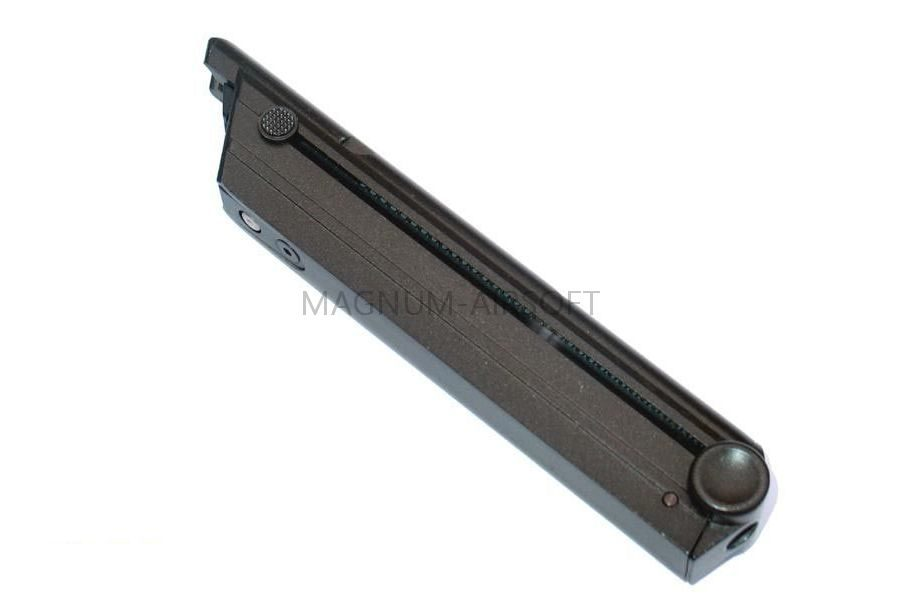 Магазин WE-P08-BK для Luger P08 Black 15 шаров (WE)
