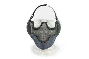 Маска сетчатая на нижнюю часть лица Tactical V2 AS-MS0002GR