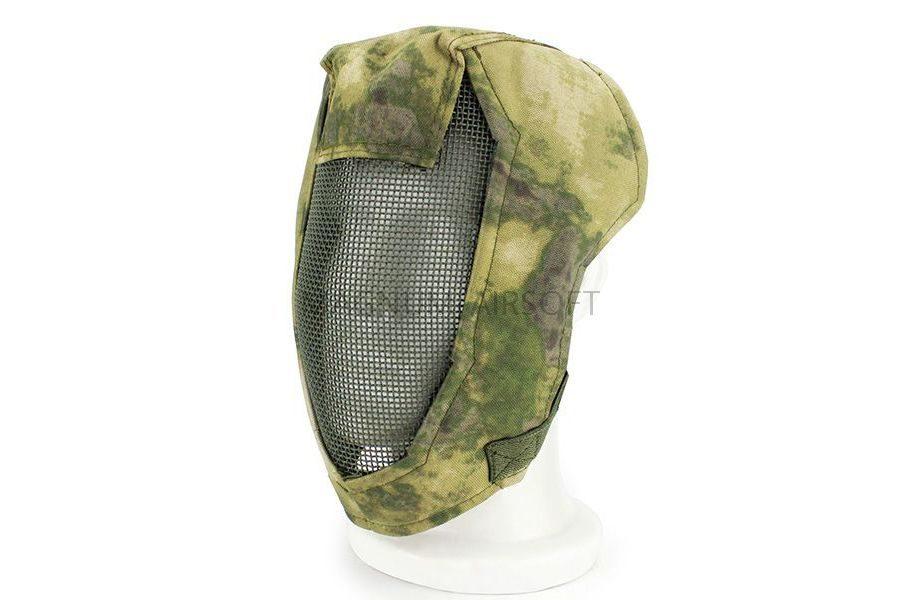 Маска сетчатая на все лицо Tactical V3 AS-MS0003AF