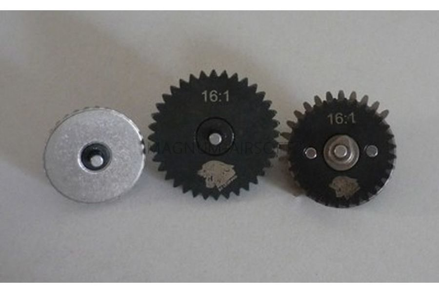 Набор шестерней 3mm Steel CNC Gear Set 16:1  ZCAIRSOFT CL-02