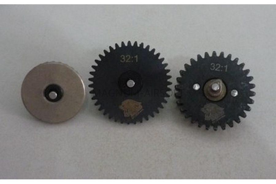 Набор шестерней 3mm Steel CNC Gear Set 32:1 ZCAIRSOFT CL-04