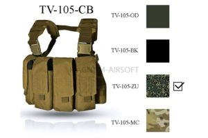 Нагрудная разгрузочная система Chest Rig MK 2 ТV--105-ZU ВЕКТОР WARTECH