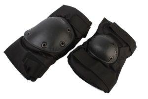 Наколенники+налокотники SWAT DOT Black