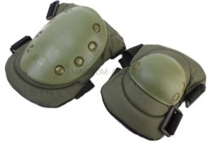 Наколенники+налокотники SWAT Green