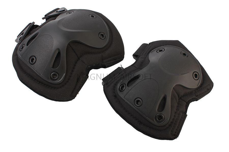 Наколенники+налокотники X-SWAT Black