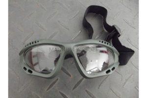 Очки защитные Airsoft Paintball Green WS20934G