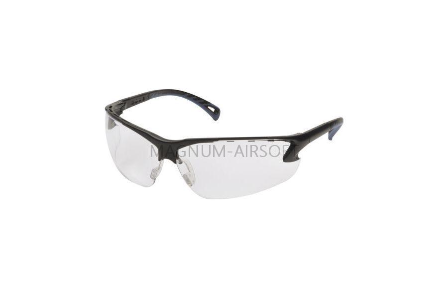 Очки защитные ASG регулируемые дужки (Clear) - 17006