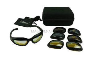 Очки защитные Daisy C5 4 Sets of Lenses WS20331