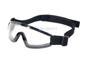 Очки защитные LOW PROFILE прозрачные WS23666W