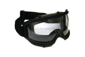 Очки защитные ПОЛИКОРБАНАТНЫЕ TD004G (BK)