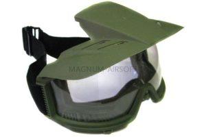 Очки защитные ПОЛИКОРБАНАТНЫЕ TD004G (OD)