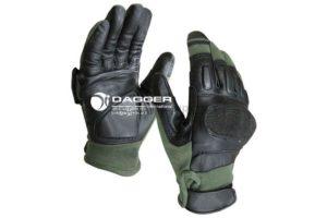 Перчатки Hard Knuckle Assault OD Black size XL код DAGGER DI-1208