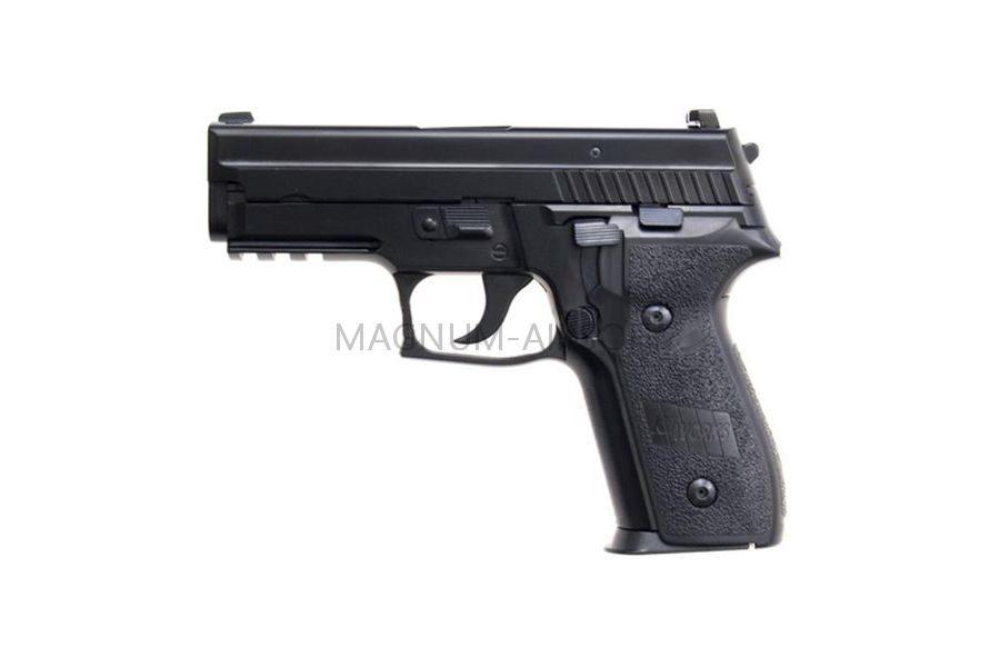 Пистолет KJW P229 KJW GBB, черный, металл, модель - KP-02.GAS GP405