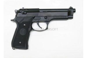 Пистолет WE BERETTA M92F, металл, WE-M001 / GP301