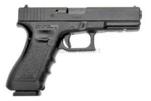 Пистолет WE GLOCK-18 gen4, авт, металл слайд, сменные накладки, WE-G002B-BK / GP617B