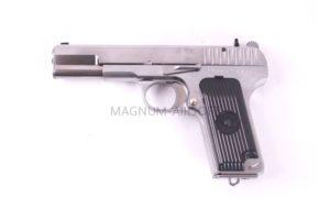 Пистолет WE TT, хромированный, WE-E012-TT33-SV / GP122(SV)