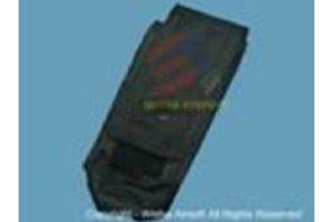Подсумок molle AK / M4 single mag (600D) BLACK WS20242B