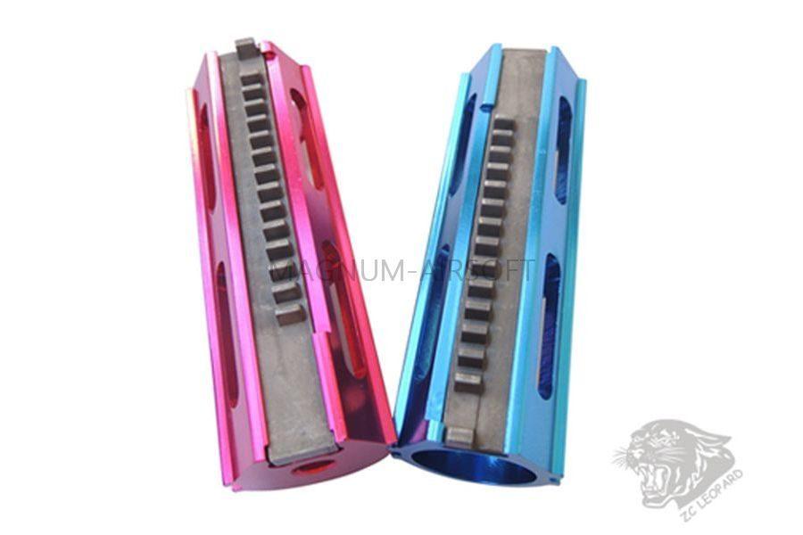 Поршень алюминиевый полузубый, ВСЕ МЕТАЛЛИЧЕСКИЕ ЗУБЬЯ New design ZCAIRSOFT (CNC) M-181E