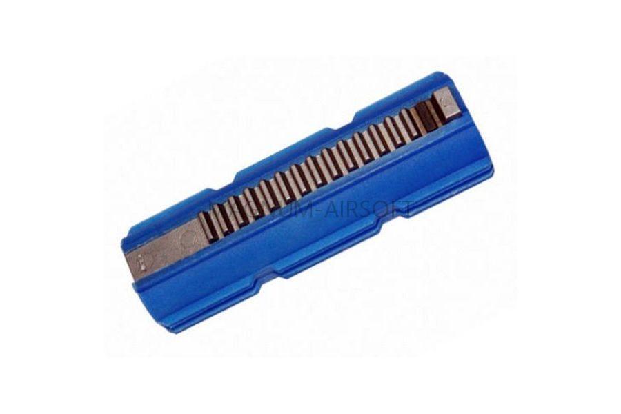 Поршень полнозубый 14 стальных зубьев, половинный последний зуб, SHS TT0050-BL