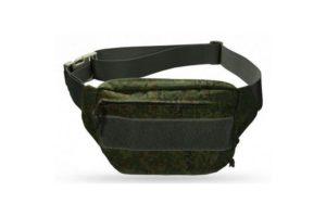 Поясная утилитарная сумка-кобура русская цифра (WARTECH)