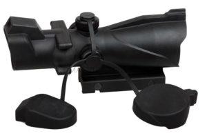 Прицел оптический ACOG 4x32 Rubber Coated AS-SP0109