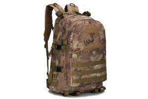 Рюкзак 35L Outdoor Molle 3D Assault Military Light Version 47х30х23cm AS-BS0034BSE