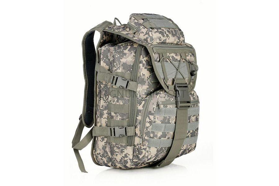 Рюкзак 40L Military Style Tactical Molle 45х30х15cm AS-BS0043ACU