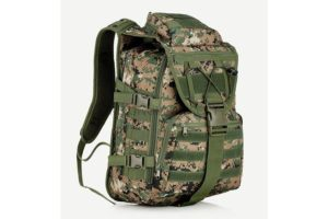 Рюкзак 40L Military Style Tactical Molle 45х30х15cm AS-BS0043DW