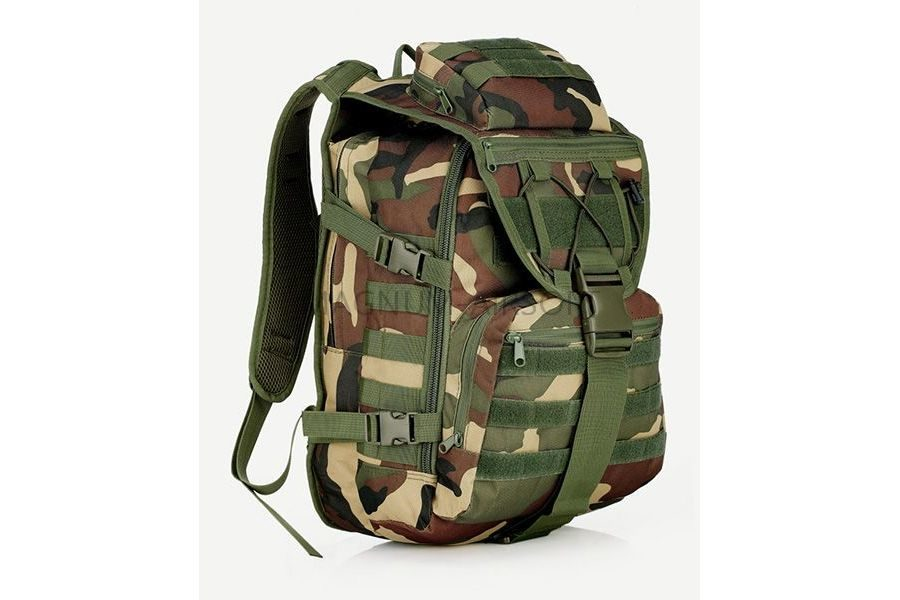 Рюкзак 40L Military Style Tactical Molle 45х30х15cm AS-BS0043W