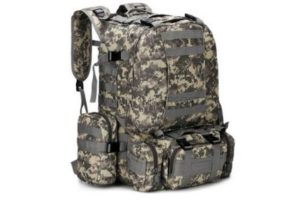 Рюкзак 50L Molle Assault Tactical Light Version 55x35x25cm AS-BS0051ACU