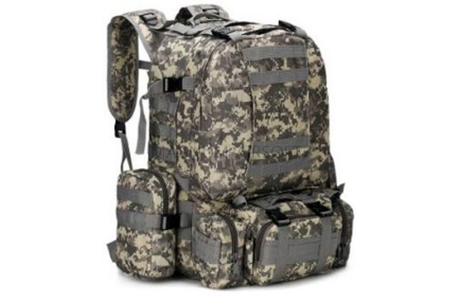 Рюкзак 50L Molle Assault Tactical Light Version 55x35x25cm AS-BS0051ACU