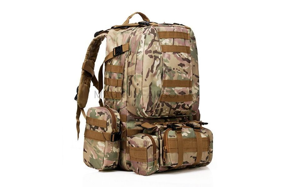Рюкзак 50L Molle Assault Tactical Light Version 55x35x25cm AS-BS0051CP