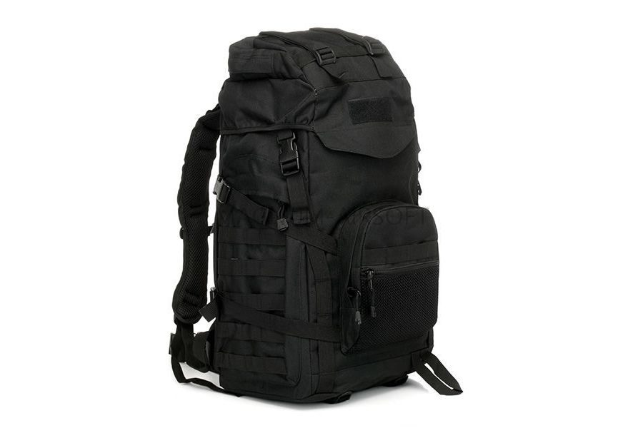 Рюкзак 60L с клапаном Black