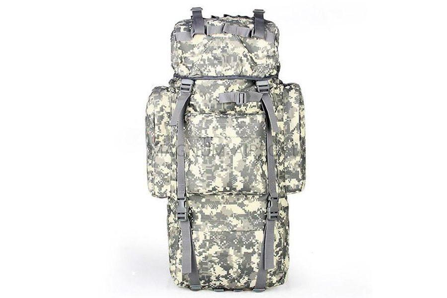 Рюкзак 65L Molle Military Hiking Camping 70х30х20cm 65L AS-BS0008ACU