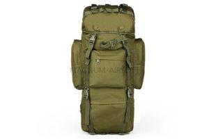 Рюкзак 65L Molle Military Hiking Camping 70х30х20cm 65L AS-BS0008OD